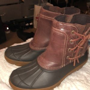 Like new Sperry boots